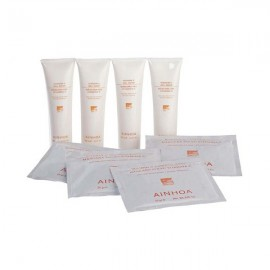 Ainhoa Vitamin C Plastic Mask 4 pieces and 100ml