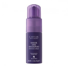 Alterna Caviar Anti Aging Professional Styling Sheer Dry Shampoo 34g