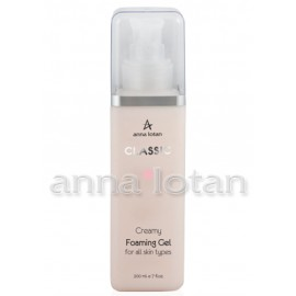 Anna Lotan Classic Creamy Foaming Gel 200ml