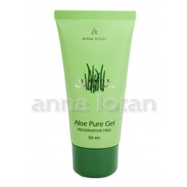 Anna Lotan Greens Aloe Pure Natural Gel 50ml