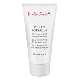 Biodroga Puran Formula BB Cream for Impure Skin SPF15 (40ml)