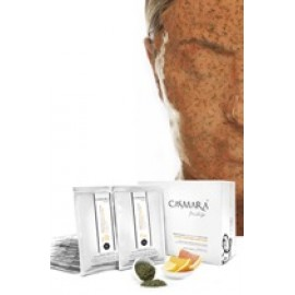 Casmara Vitamin Vegetable Orange Mask 2030 Energizing Whitening