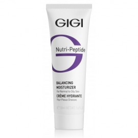 GiGi Nutri-Peptide Balancing Moisturizer for normal to oily skin 50ml