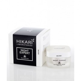 Hikari Night Expert Cream( mixed - Oily skin)  50ml