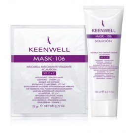 Keenwell Mask 106 Anti oxidant vitalizing clarifying face mask vit. С + С