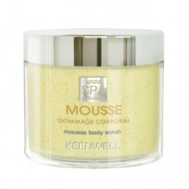 Keenwell SPA of Beauty Lemon Mousse Body Gommage (Scrub) 270ml