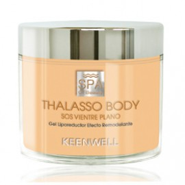 Keenwell SPA of Beauty Thalasso Body SOS Flat Belly-Remodelling & LIPO Gel 270ml