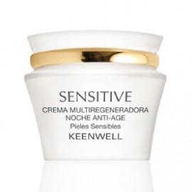 Keenwell Sensitive Anti-Ageing Multiregenerative Night Cream 50ml