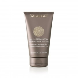Vagheggi Sun Products 2:1 Tanning Prep and Fixing Gel 150ml