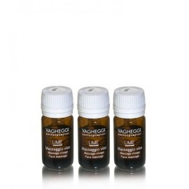 Vagheggi Lime Vitamin C Line Facial Massage 5x4ml vials